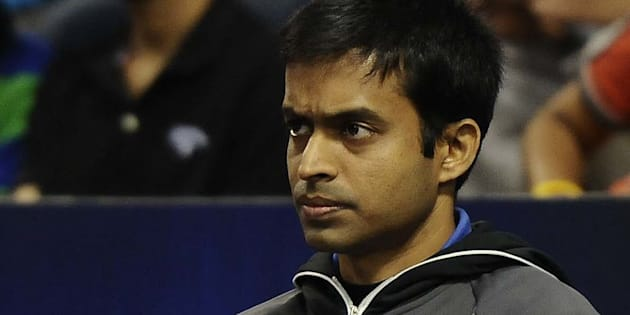 File photo of Indian badminton coach Pullela Gopichand.