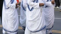 Una missionaria della Mother Teresa Charity ha