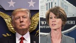 La ministre de la Justice juge illégal le décret anti-immigration, Trump la renvoie pour