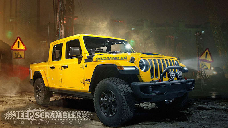 Last Week Brought Us Quite A Wide Variety Of Automotive News Nuggets, And  Judging By The Response Of Our Own Readership, The Jeep Wrangler Pickup  Truck Led ...