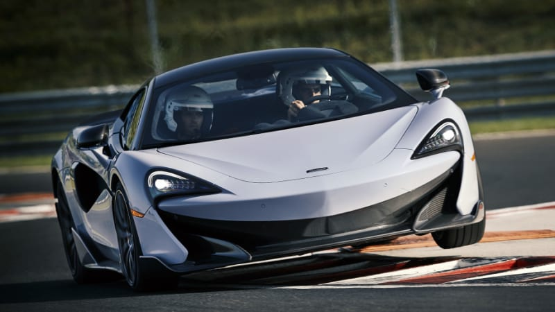 mclaren 600lt track driving review autoblog. Black Bedroom Furniture Sets. Home Design Ideas