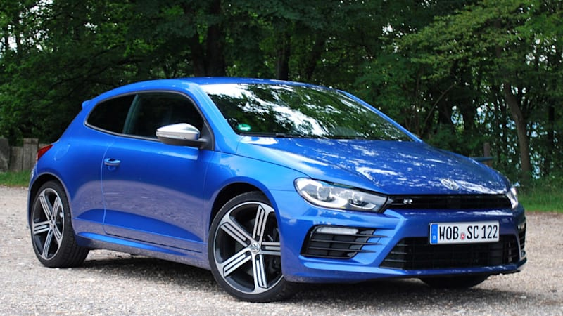 Volkswagen Ends Production Of The Scirocco 43 Years After It Began