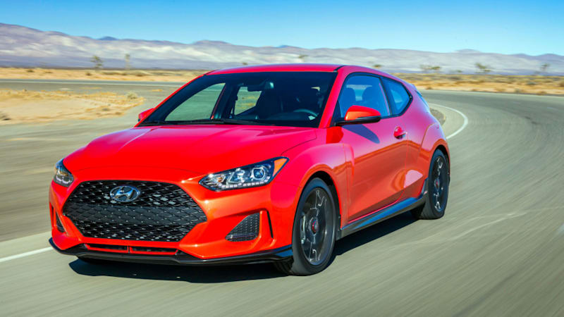 2019 Hyundai Veloster Turbo Gets New Performance Parts At