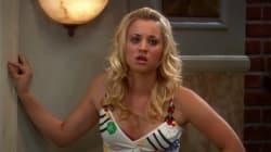 Kaley Cuoco ('The Big Bang Theory') estalla en medio de un atasco: