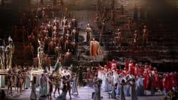 El Teatro Real, obligado a dar una versión concierto de 'Aída' por la huelga