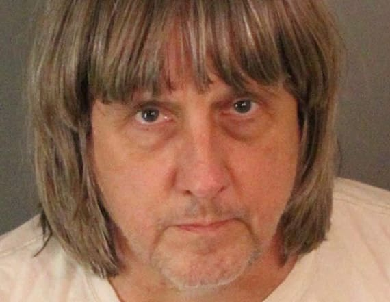 David Turpin's relative says he'd watch her shower