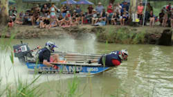 These Crazy Aussie Speedsters Race Tin Boats at 90km/h Just Because They