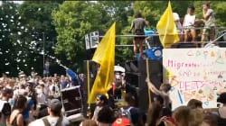 L'extrême droite défile à Berlin, ses opposants organisent une
