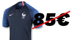 Combien coûte, vraiment, le maillot de l'équipe de