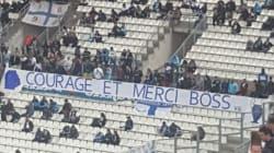 OM - Toulouse: Bernard Tapie,