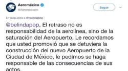 El supuesto tuit de Aeroméxico y toda la polémica que