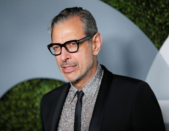 Jeff Goldblum, 65, talks being an older dad