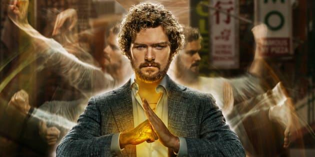 """On a vu """"Iron Fist"""" de Netflix, et c'est un sublime... Iron Flop"""