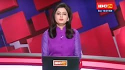 Chhattisgarh TV Anchor Discovers About Her Husband's Death While Reading The News, Doesn't