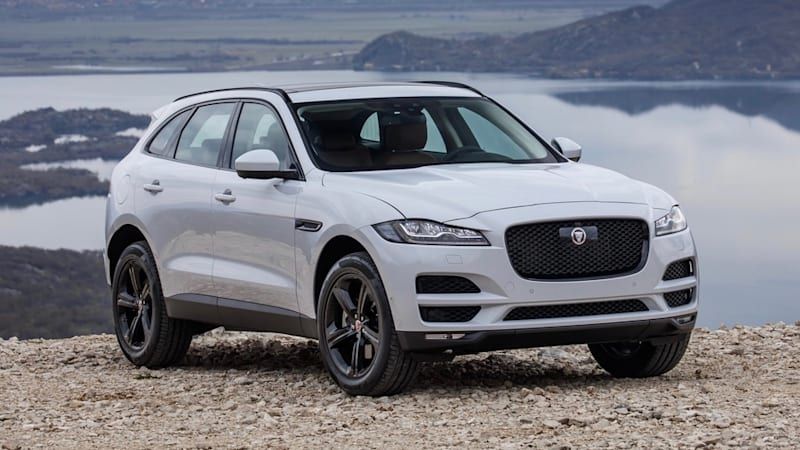 2019 Jaguar F-Pace adds technology, keeps V6 and diesel