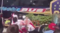 Des joueurs agressés, la finale entre Boca et River