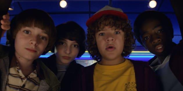 """""""Stranger Things"""": les créateurs de la série Netflix accusés de plagiat par un réalisateur"""