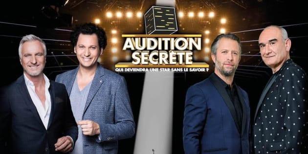 """""""Audition secrète"""", la nouvelle émission de M6 pour dénicher des stars qui s'ignorent encore"""