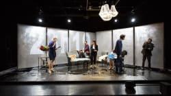 Ceux qui errent ne se trompent pas, mise en scène par Maëlle Poésy au Théâtre de la Cité