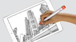 新 iPad対応の「クレヨン」発表。純正アップルペンシルの半額ながら筆圧検出なし・iPad