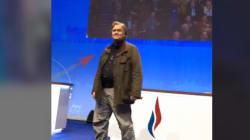 Standing ovation pour SteveBannon au congrès du