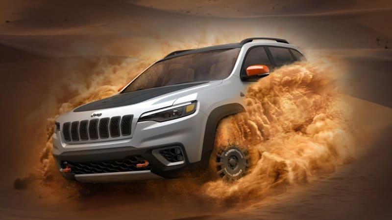 Jeep Grand Wagoneer, Deserthawk and plug-in models coming soon