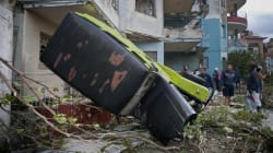 Les images des rues dévastées après la tornade meurtrière à