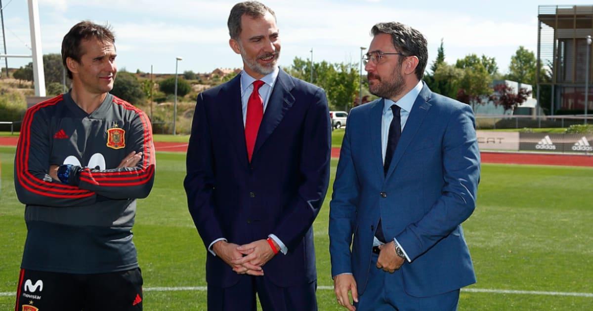Una dimisión, un cese y una orden de prisión: el día negro del deporte español