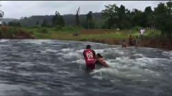 Le Cambodge également inondé après l'effondrement du barrage au