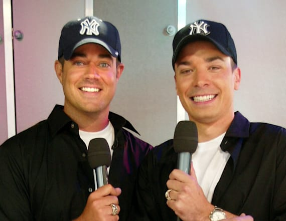 Carson Daly and Jimmy Fallon's moms were friends