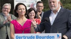 BLOGUE Le dérapage «Gertrude Bourdon» du