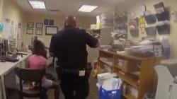 📹 Un policía de Cincinnati descarga una pistola eléctrica en una niña de 11