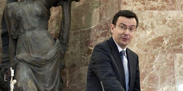Román Escolano, nuevo ministro de Economía.