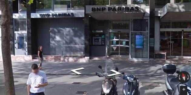 Paris : un braqueur blessé au cours du holp-up d'une banque