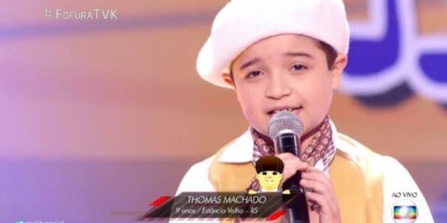 Já podemos eleger quem é que consegue arrasar corações no 'The Voice Kids'?