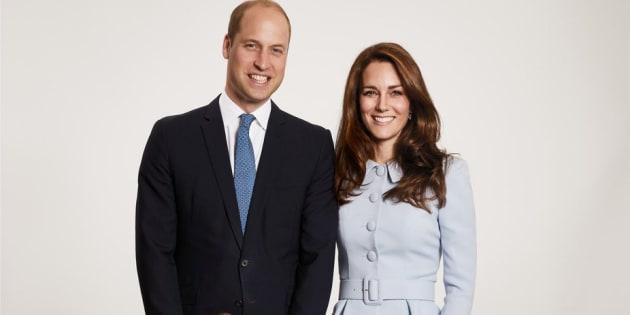 Kate et William vous souhaitent un joyeux Noël