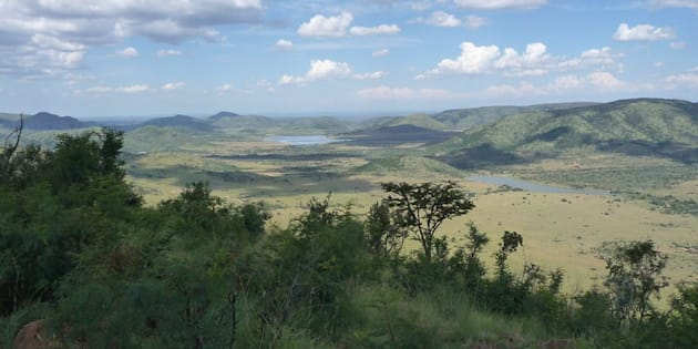 Limpopo Province, South Africa. Who owned this land?