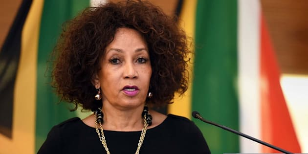 Lindiwe Sisulu, South Africa's minister of international relations, is reviewing the country's foreign policy.