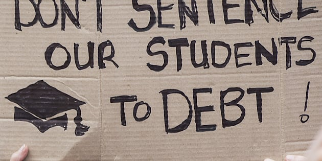 South Africa's government is trying to approach student funding differently.