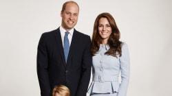 Kate et William ont trouvé comment ils allaient illustrer leurs cartes de vœux de fin