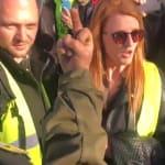 Ingrid Levavasseur insultée et expulsée de la manifestation à Paris par des gilets
