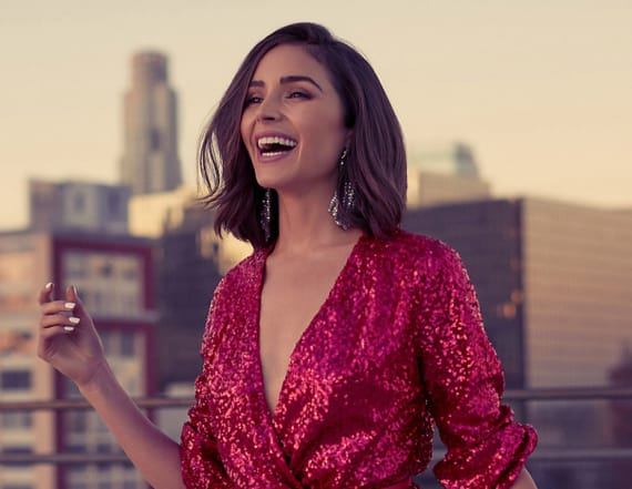 Olivia Culpo's collab with Express just dropped