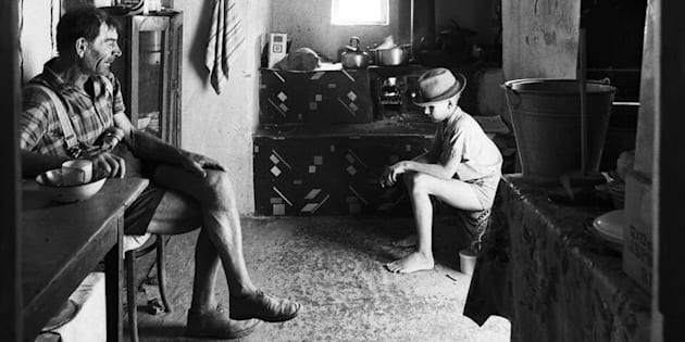 One of David Goldblatt's iconic photographs.