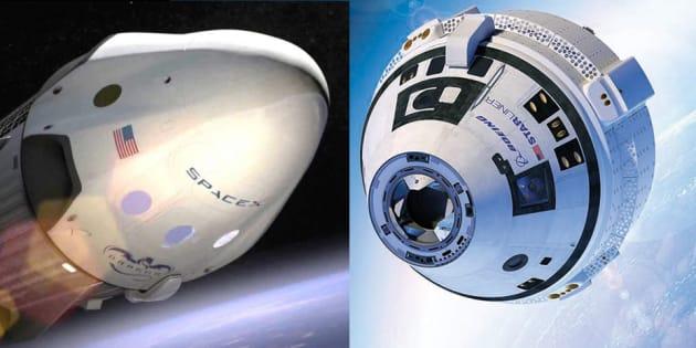 SpaceX lance sa Falcon Heavy, mais c'est peut-être Boeing qui va gagner la course spatiale