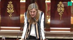 Les excuses appuyées de cette députée qui avait critiqué