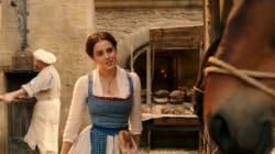 Emma Watson chante merveilleusement bien dans cet extrait de