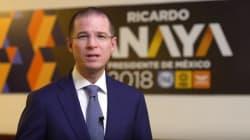 Anaya responsabiliza a EPN de su seguridad, 'no me va a doblar´, responde tras video