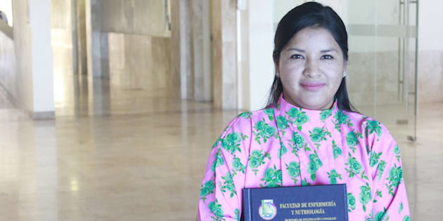 La egresada de la Universidad Autónoma de Chihuahua busca impulsar un cambio en la atención medica en la región más marginada del norte de México.