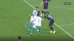 Contre l'OM, Neymar a inventé un nouveau dribble