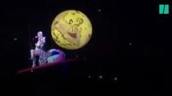 Katy Perry est restée coincée sur sa planète en plein